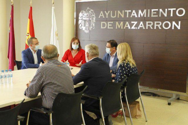 Política Social estudia con el Ayuntamiento de Mazarrón posibles usos compartidos de la residencia vacacional El Peñasco, Foto 1