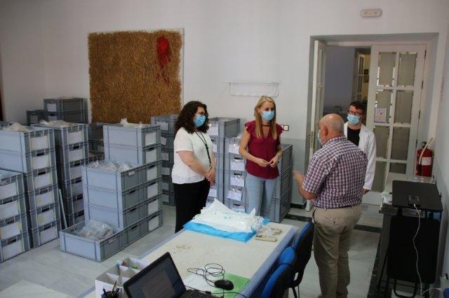 Finaliza el proyecto de ordenación de materiales arqueológicos con la clasificación de unas 10.000 piezas, Foto 1