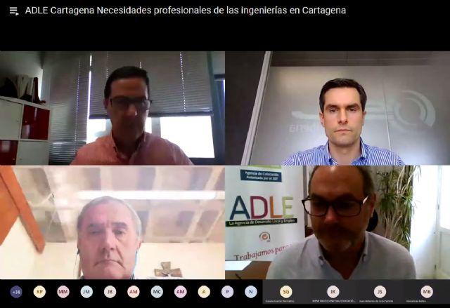 Profesionales especializados y formación continuada, principales demandas laborales del sector industrial en Cartagena - 1, Foto 1