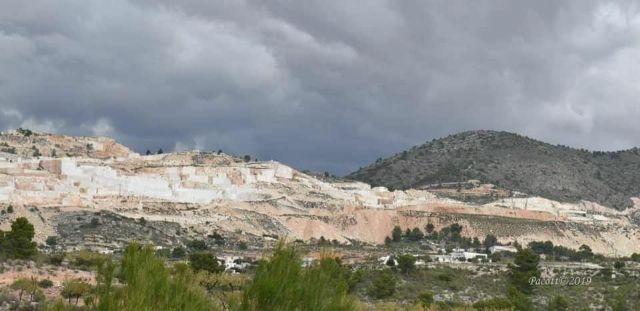 Piden acabar con la concesión minera del Monte Público de Peña Zafra (Fortuna) - 1, Foto 1
