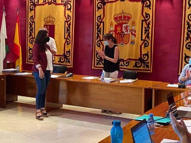 María Espín toma posesión como concejala en el Ayuntamiento de Bullas - 2, Foto 2