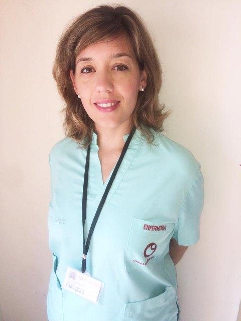 El joven enfermero totanero Antonio Cayuela ayuda a salvar la vida de una pasajera en un vuelo desde Edimburgo, Foto 2