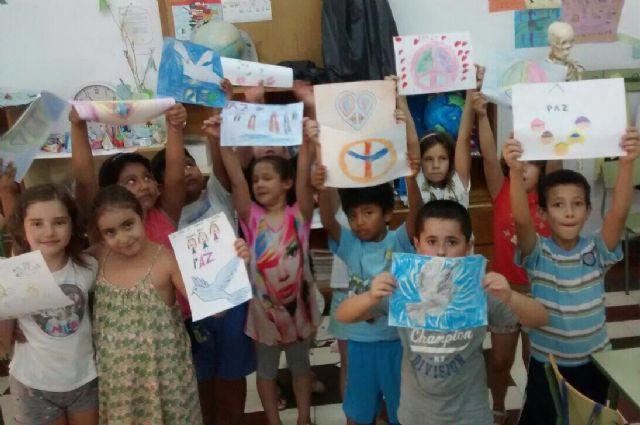 Participantes de las Escuelas de Verano