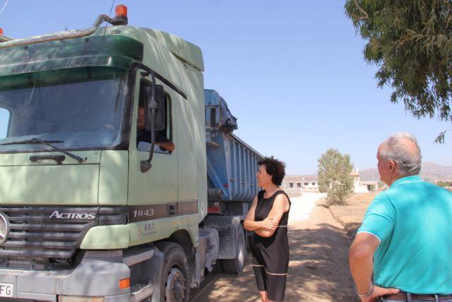 La Comunidad ejecuta obras de acondicionamiento en el camino de Los Pérez por importe superior a los 40.000 euros - 1, Foto 1
