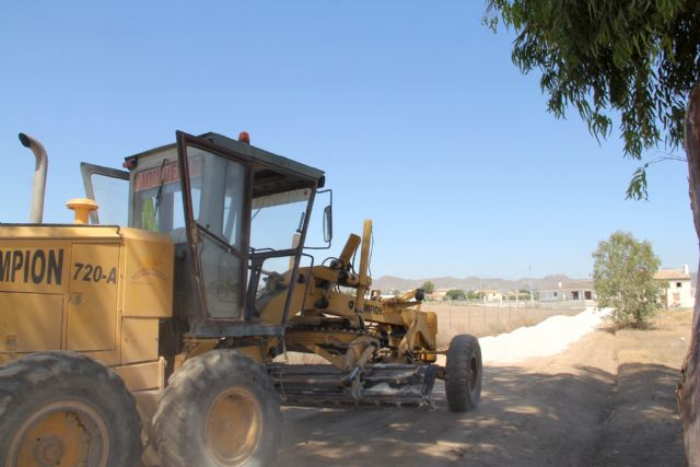 La Comunidad ejecuta obras de acondicionamiento en el camino de Los Pérez por importe superior a los 40.000 euros - 2, Foto 2