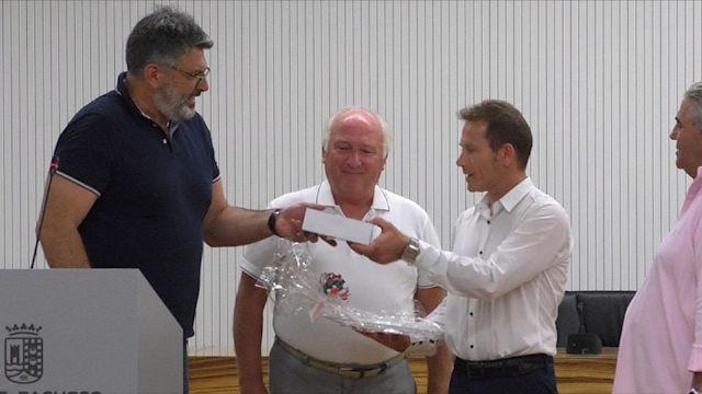 El Alcalde y miembros de la Corporación Municipal recibieron al Corpo Bandistico di Colognola ai Coli de Italia y a la Asociación Amigos de la Música - 1, Foto 1