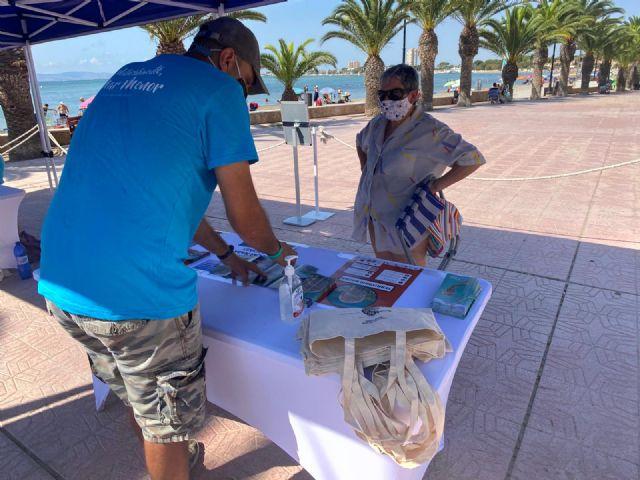 La campaña de sensibilización ambiental Mar Menor 2020 llega a Lo Pagán - 3, Foto 3