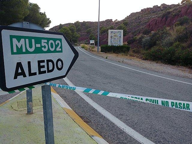 Comunicado del Ayuntamiento de Aledo sobre la situación de Totana y los accesos a la A7 - 1, Foto 1