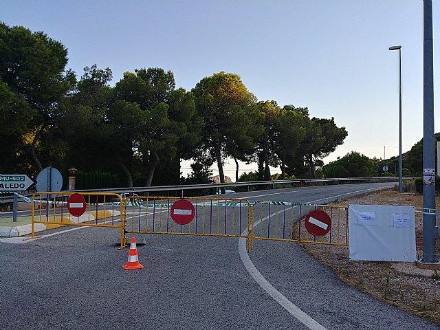Comunicado del Ayuntamiento de Aledo sobre la situación de Totana y los accesos a la A7 - 3, Foto 3