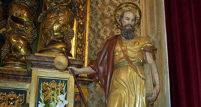 [Solemnidad de Santiago Apóstol, Patrón de España y Patrón de Totana