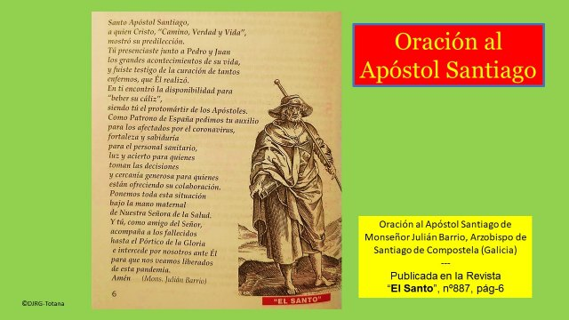 Solemnidad de Santiago Apóstol, Patrón de España y Patrón de Totana, Foto 5