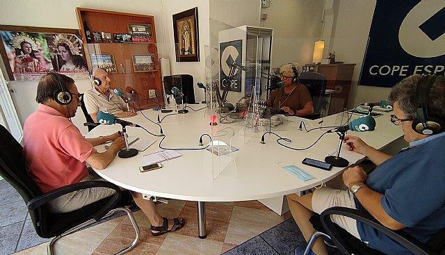 Tertulia COPE Espuña 22/07/2021, Foto 2