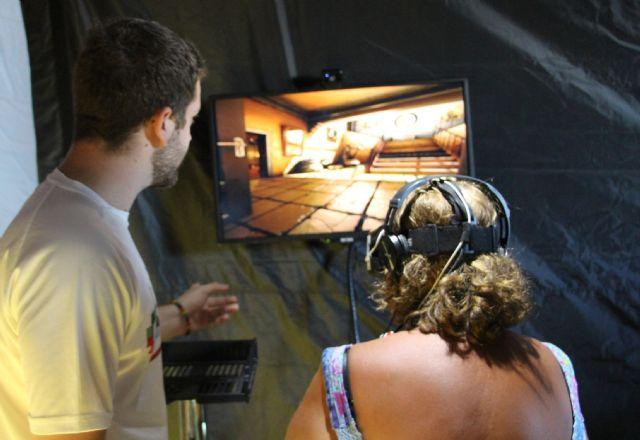 Proyecciones audiovisuales y realidad virtual invitan a conocer el patrimonio cultural de la Región - 2, Foto 2