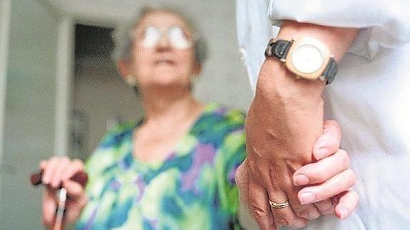 El Consistorio tiene previsto poner en marcha a partir de septiembre la prestaci�n del Servicio de Ayuda a Domicilio para personas dependientes, Foto 1