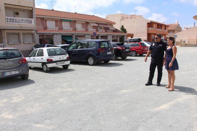El Ayuntamiento habilita más de 200 plazas de aparcamiento en Villananitos y Lo Pagán - 1, Foto 1
