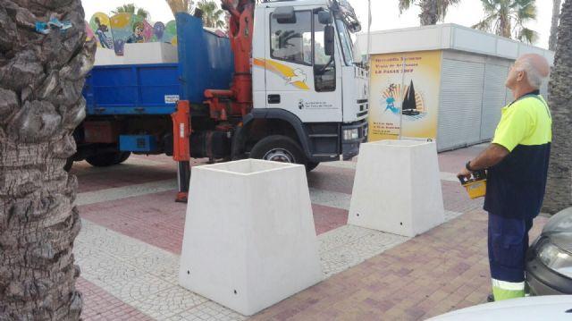 El Ayuntamiento habilita más de 200 plazas de aparcamiento en Villananitos y Lo Pagán - 2, Foto 2
