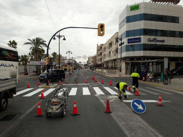 El Ayuntamiento habilita más de 200 plazas de aparcamiento en Villananitos y Lo Pagán - 3, Foto 3