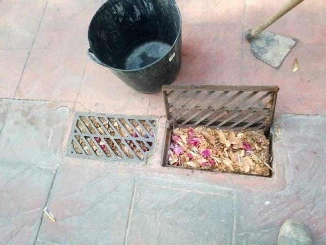 El Ayuntamiento lleva a cabo una campaña extraordinaria de limpieza de imbornales debido a la alerta amarilla por lluvias - 5, Foto 5