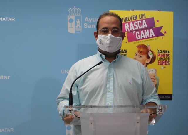 Rasca y Gana de San Pedro del Pinatar, más de 3.000 euros en premios - 1, Foto 1
