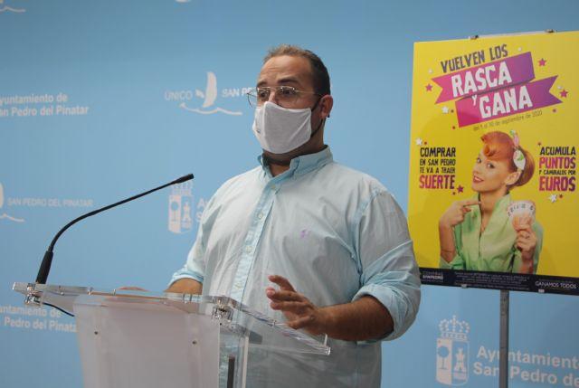 Rasca y Gana de San Pedro del Pinatar, más de 3.000 euros en premios - 2, Foto 2