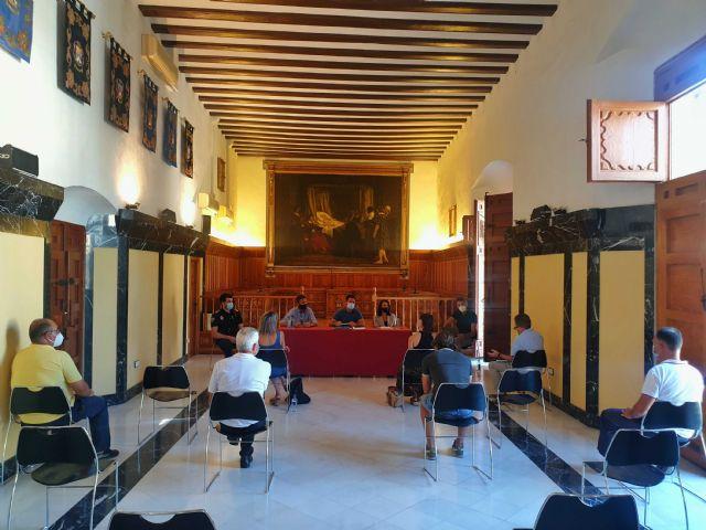 El Ayuntamiento de Caravaca impulsa medidas en coordinación con la Consejería de Educación y los propios centros para facilitar el desarrollo del curso académico - 1, Foto 1