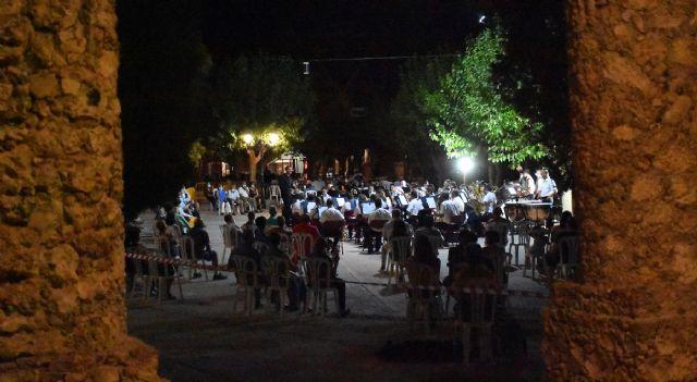 Concierto de la Asociación Banda de Música de Calasparra en el Santuario de Nuestra Señora Virgen de La Esperanza, verano 2020 - 4, Foto 4