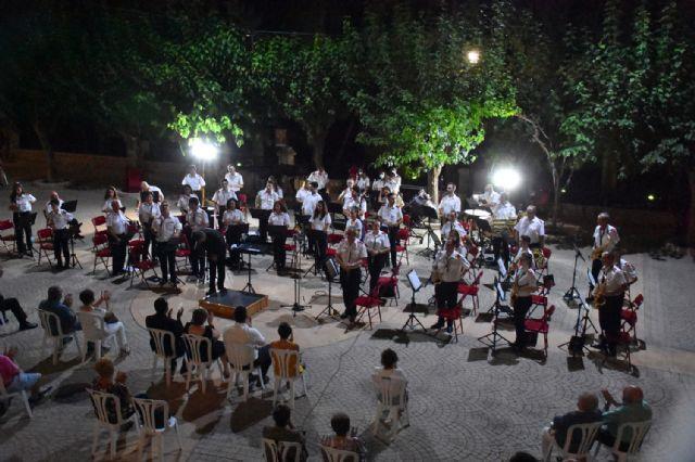 Concierto de la Asociación Banda de Música de Calasparra en el Santuario de Nuestra Señora Virgen de La Esperanza, verano 2020 - 5, Foto 5