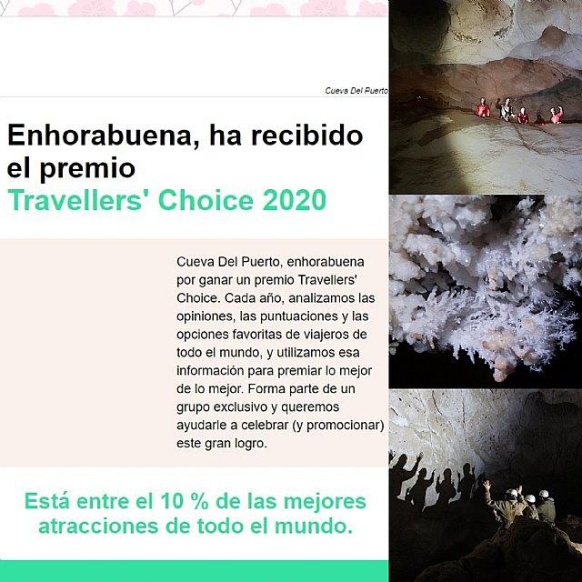 Tripadvisor otorga el premio Travellers´ Choice 2020 a dos empresas de Turismo Activo de Calasparra - 2, Foto 2