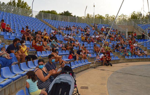 El festival Las Torres en Familia celebra su tercera edición con música, circo, humor y danza aérea - 3, Foto 3