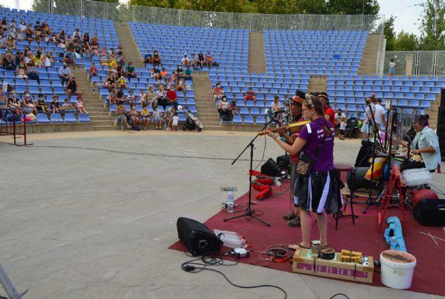 El festival Las Torres en Familia celebra su tercera edición con música, circo, humor y danza aérea - 5, Foto 5