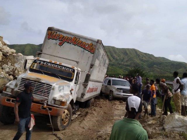 """Emergencia Haití: """"El acceso a la ayuda humanitaria es clave, necesitamos continuar con nuestra respuesta para evitar que la situación empeore"""" - 1, Foto 1"""