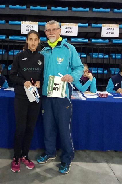 Atletas del Club Atletismo Totana participaron en la carrera popular de Gádor y en el maratón de Moscú - 1, Foto 1