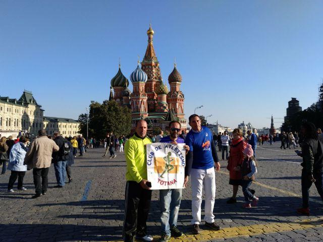 Atletas del Club Atletismo Totana participaron en la carrera popular de Gádor y en el maratón de Moscú - 2, Foto 2