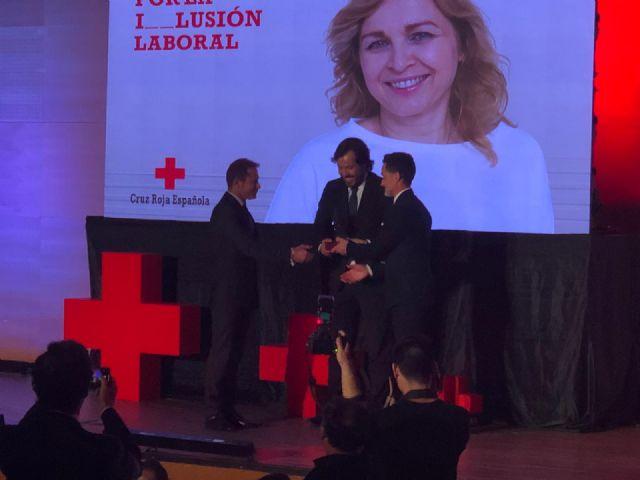 El Ayuntamiento de Torre Pacheco premiado por Cruz Roja por favorecer la inclusión laboral. - 1, Foto 1