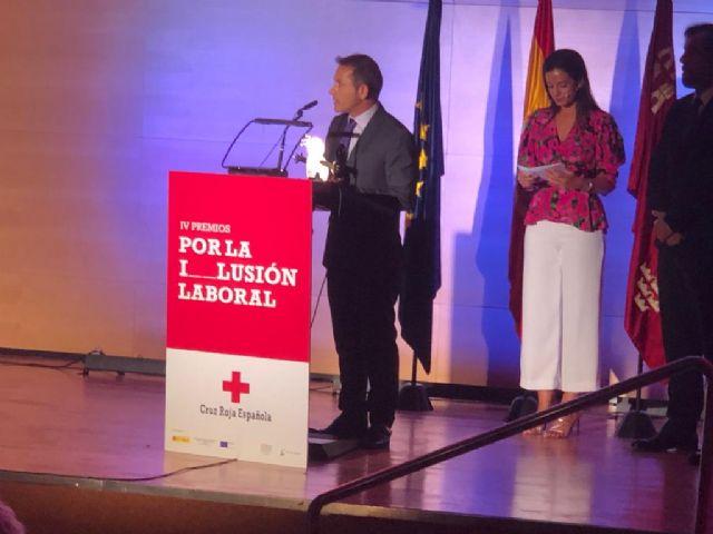 El Ayuntamiento de Torre Pacheco premiado por Cruz Roja por favorecer la inclusión laboral. - 4, Foto 4