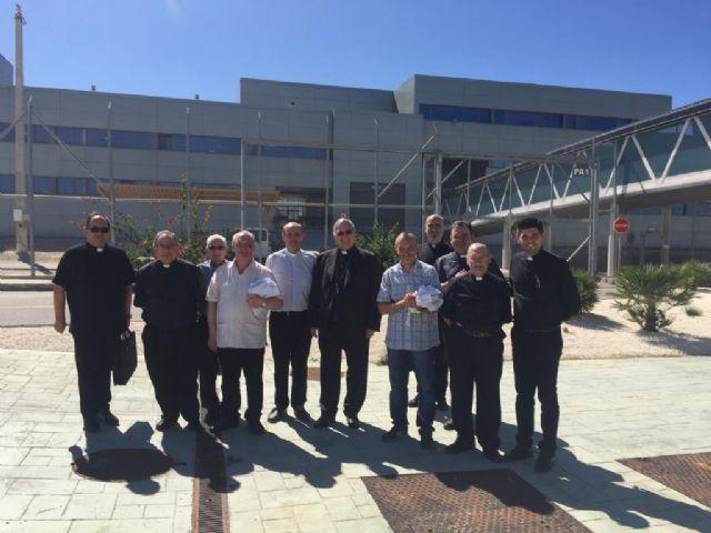 La cárcel de Campos del Río celebra la fiesta de la Virgen de la Merced - 1, Foto 1