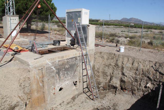 Ayuntamiento de Puerto Lumbreras y Comunidad Autónoma mejoran la evacuación de aguas residuales en el Polígono Industrial y alrededores - 3, Foto 3