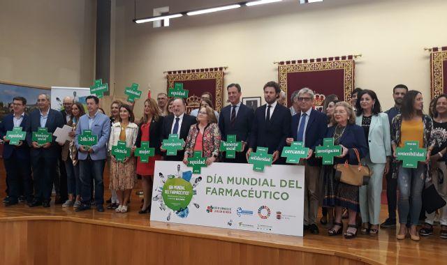 El Gobierno regional muestra su compromiso con los farmacéuticos en la celebración de su Día Mundial - 1, Foto 1
