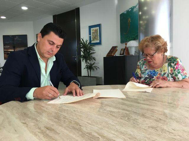 El Ayuntamiento renueva su colaboración con la Asociación de Amigos del Pueblo Saharaui Mar Menor - 2, Foto 2