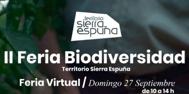 La II Feria de Biodiversidad en el Territorio Sierra Espuña tendrá lugar este domingo de forma virtual - 1, Foto 1