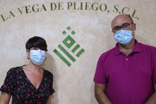 Vega de Pliego ha renovado con éxito la certificación en la norma ISO 14001 - 2, Foto 2