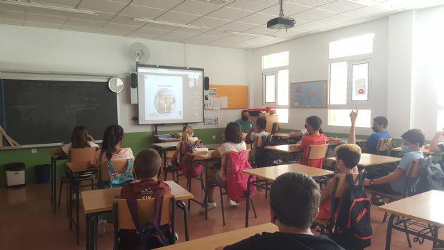 Proyecto Hombre y Bienestar Social forman a alumnos de primaria sobre el buen uso de las tecnologías y el desarrollo de ocio alternativo - 2, Foto 2