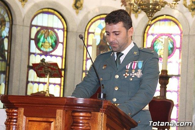 El Pleno acuerda reconocer la labor del teniente de la Guardia Civil, Bernardo Vivas, en agradecimiento a su labor durante la crisis sanitaria por el COVID-19 - 1, Foto 1