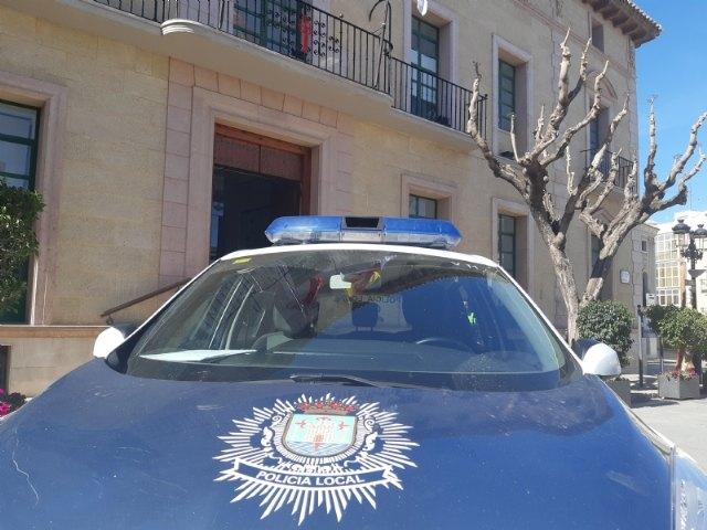 Disminuyen los delitos e infracciones penales registradas en el municipio de Totana de enero a junio de este año, respecto al mismo período del ejercicio 2019 - 4, Foto 4