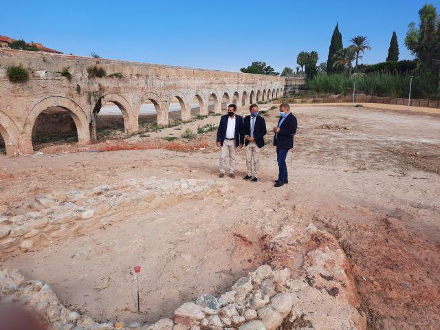 El Parque del Acueducto integrará zonas verdes, espacios culturales y áreas de ocio en el entorno de la Noria - 2, Foto 2