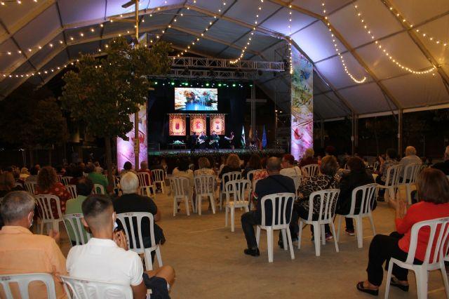 Las Fiestas Patronales 2021 arrancan con la lectura del pregón - 1, Foto 1