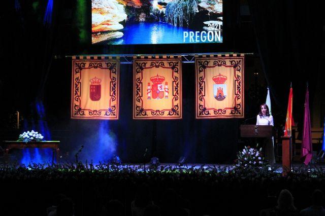 Las Fiestas Patronales 2021 arrancan con la lectura del pregón - 3, Foto 3