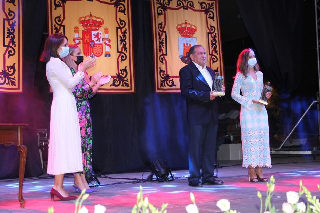 Las Fiestas Patronales 2021 arrancan con la lectura del pregón - 5, Foto 5