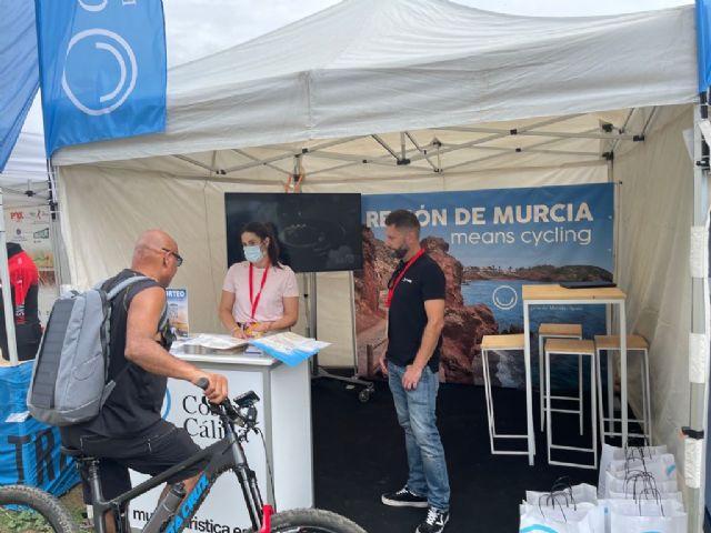 La Región despliega su potencial como destino de cicloturismo en el festival 'Sea Otter Europe' - 1, Foto 1