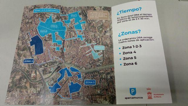 El Ayuntamiento incrementará la campaña de información del servicio de la ORA - 2, Foto 2